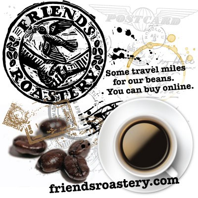 Friends Roastery