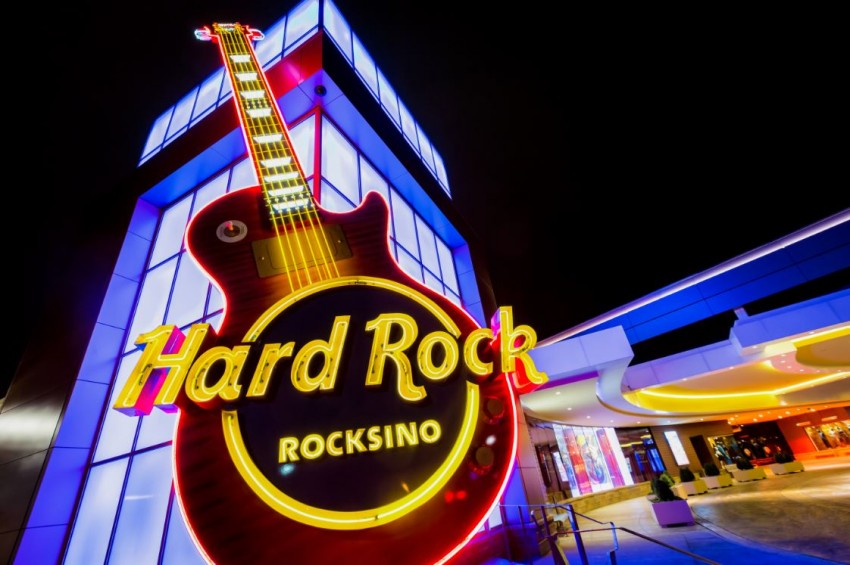 Hard Rock Rocksino Nothfield Park