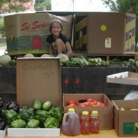 New Haven Farmer's Market